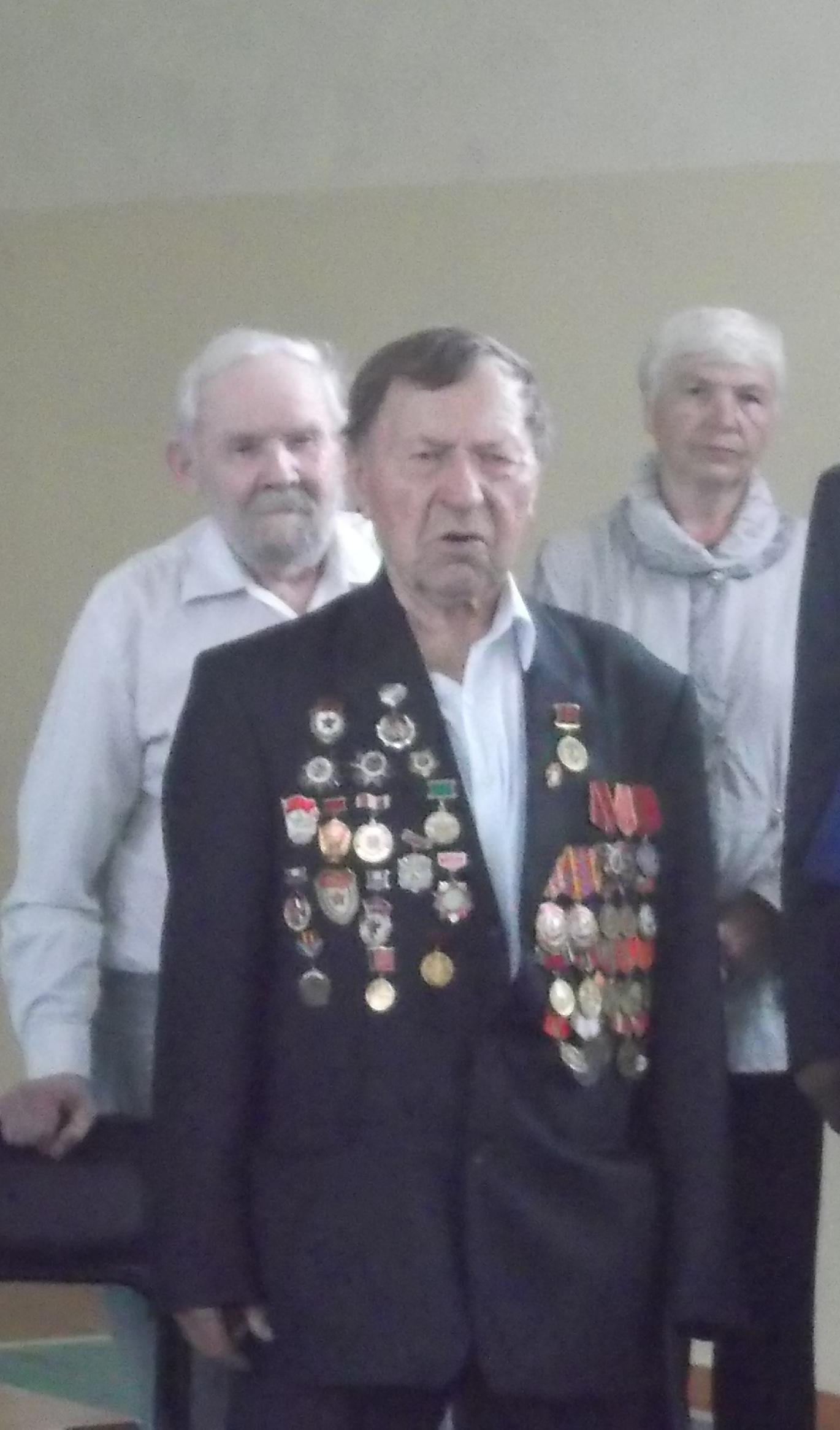 П.С. Демин, Почетный гражданин Республики Бурятия