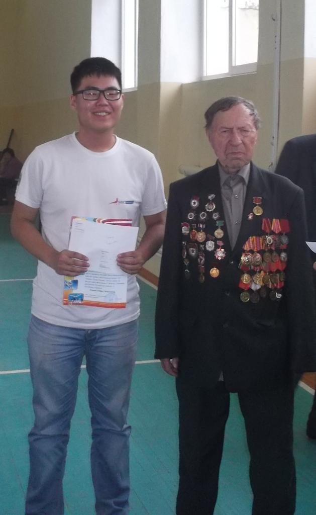 Токтонов Георгий, Тунка