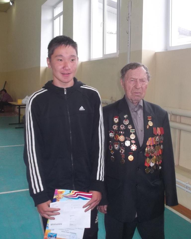 Рутышев Сергей, Кырен