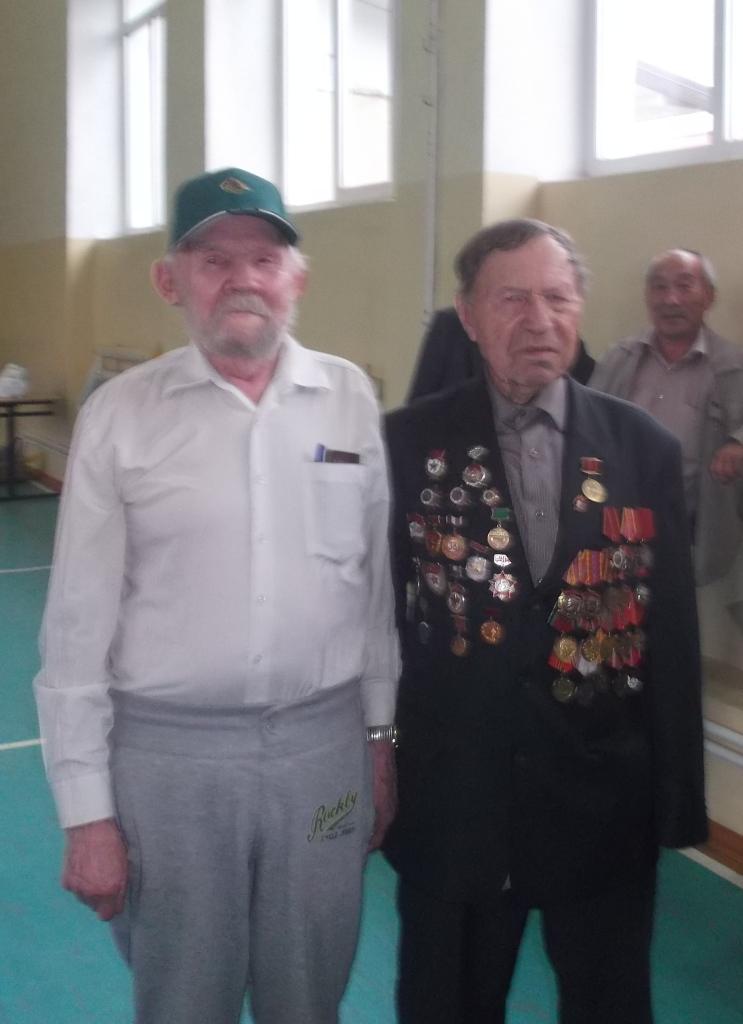 Алексея Попова