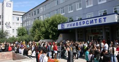 54% студентов готовы проголосовать за А.С. Цыденова