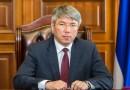Алексей Цыденов поздравил жителей Бурятии с Днём защиты детей