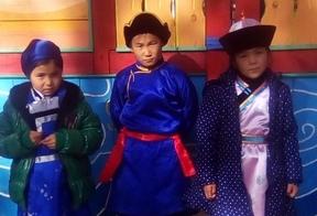 Шимкинские школьники приняли участие в съемках фильма «Место силы»