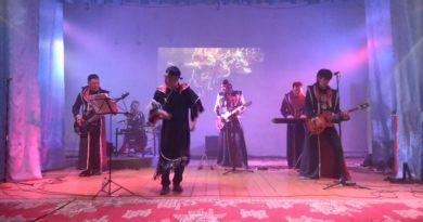 В Тункинском районе открылась студия звукозаписи «Сагаан Турлааг Рекордс»