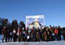 Прошел зимний ледовый фестиваль «Алгана-2019»