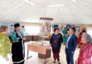 В Хужирах открылась юрта-музей.