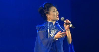 Вера Шобосоева споет песню, посвященную врачам.